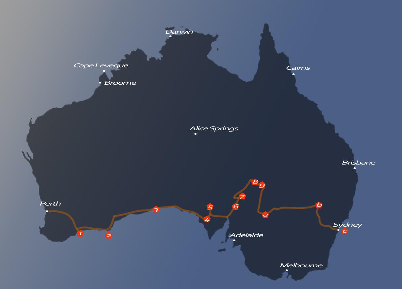 Australienmap_Perth_Sydney