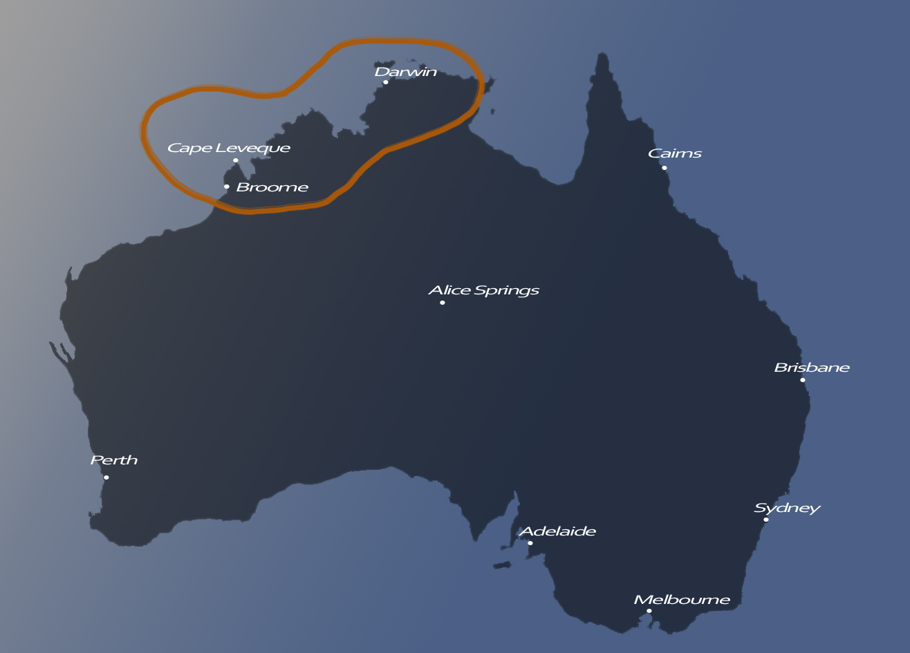 Australienmap_Urlaub_2015
